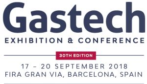 Gastech Exhibition and Conference @ Fira Barcelona Gran Via