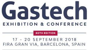 Gastech Exhibition and Conference @ Fira Barcelona Gran Via