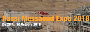 Hassi Messaoud Expo 2018 @ Hassi Messaoud, Ouargla, Algérie