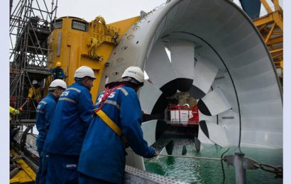 Par manque de perspectives, Naval Energies se retire de l'hydrolien