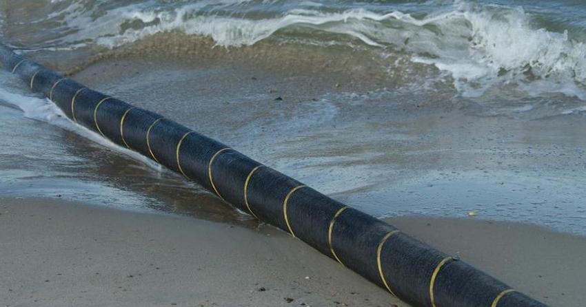 Une ligne d'interconnexion électrique sous-marine en vue entre la France, l'Espagne et le Portugal