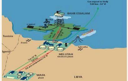 Libye: la phase 2 du projet Bahr Essalam sera achevée entre septembre et octobre 2018 (opérateur)