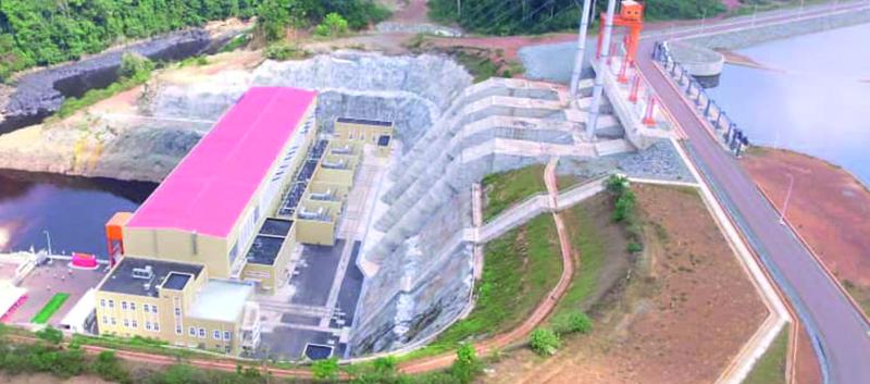 """Cameroun: le barrage de Memve'ele pourrait livrer """"au moins 80 MW"""" dans le réseau interconnecté Sud d'ici fin 2018 (ministre de l'Energie)"""