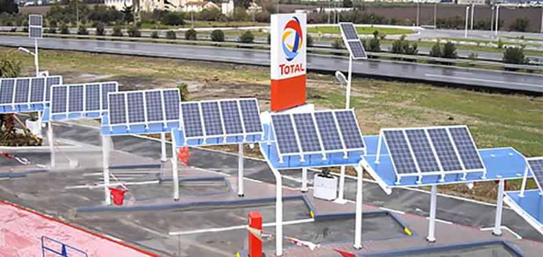 Total veut installer 10 000 MW d'énergie solaire en France au cours des 10 prochaines années
