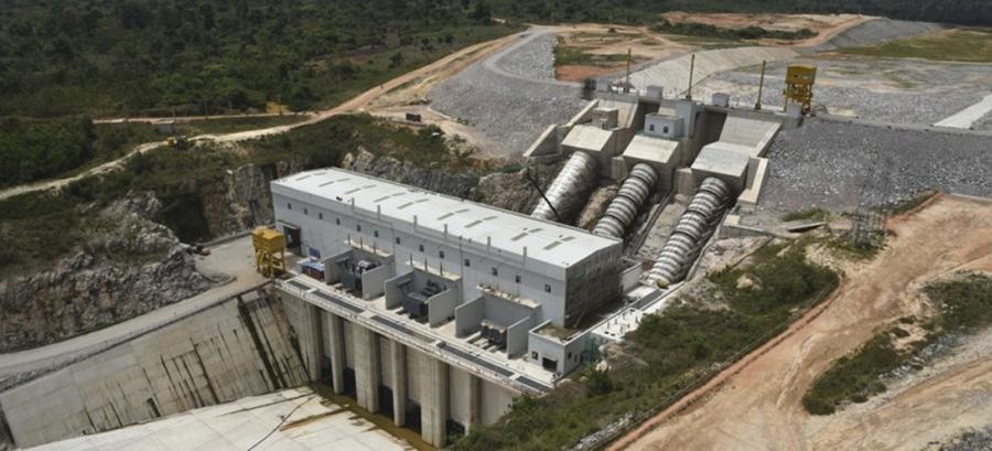 35b0f7a28367d7 Côte d Ivoire  la puissance électrique installée à fin 2017 estimée à 2 200  mégawatts