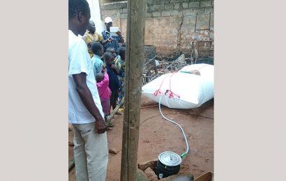 Bénin: une fondation suisse promeut l'usage du biogaz dans la commune de Toffo