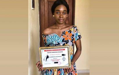 Cameroun: Naomi Dinamona remporte le «Prix spécial de la fille digitale» à un concours de startups grâce à une solution dans l'efficacité énergétique