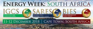 Energy Week: South Africa @ Cape Town, Afrique du Sud