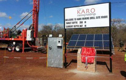 Karo Mining Holdings opte pour une centrale solaire de 300 MW pour son projet minier de platine au Zimbabwe