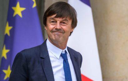Démission de Nicolas Hulot, ministre français de la Transition écologique et solidaire