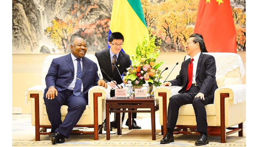 Gabon: China Gezhouba Group Corporation intéressé par la construction du barrage de l'impératrice Eugénie