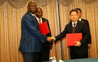 Centrafrique: le renforcement de l'usine hydroélectrique de Boali 2 confié à China Gezhouba Group Corporation