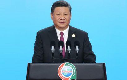 La Chine, championne du financement des infrastructures en Afrique, s'engage à fournir 60 milliards de dollars au continent entre 2019 et 2021