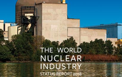 La Chine «continue de dominer les développements du nucléaire» (rapport)