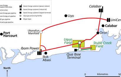 Nigeria: un gazoduc de 18 km en projet pour augmenter l'approvisionnement en gaz naturel des clients de Accugas