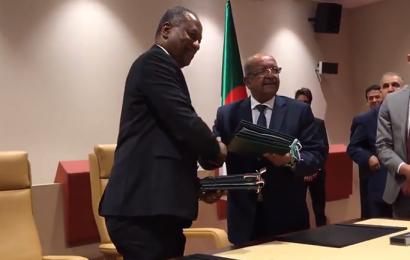 L'Algérie et le Nigeria conviennent de réactiver le projet de gazoduc Alger-Lagos