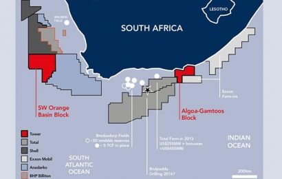 Afrique du Sud/Pétrole: Envoi Limited mandatée pour trouver un nouveau partenaire dans la licence Algoa-Gamtoos