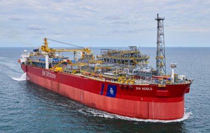 Gabon: les tests de production menés sur le FPSO Adolo ont déjà permis de délivrer 10 000 à 15 000 barils de pétrole par jour (Panoro)