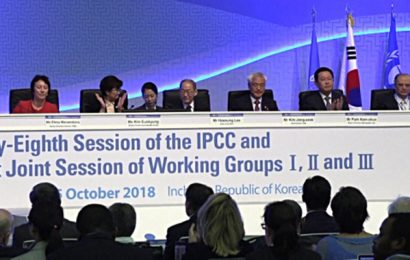 Le rapport du Groupe d'experts intergouvernemental sur l'évolution du climat adopté par les Etats