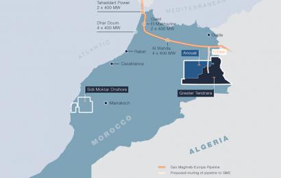 """Maroc : Sound Energy obtient l'accord formel du gouvernement pour le développement de """"Grand Tendrara"""" jusqu'en 2026"""