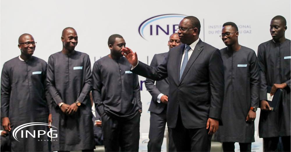 Cérémonie de lancement de la première promotion du mastère spécialisé en Ingénierie pétrolière et gazière de l'INPG