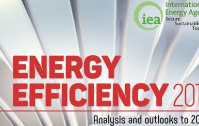L'AIE recommande de doubler les investissements moyens annuels consacrés à l'efficacité énergétique