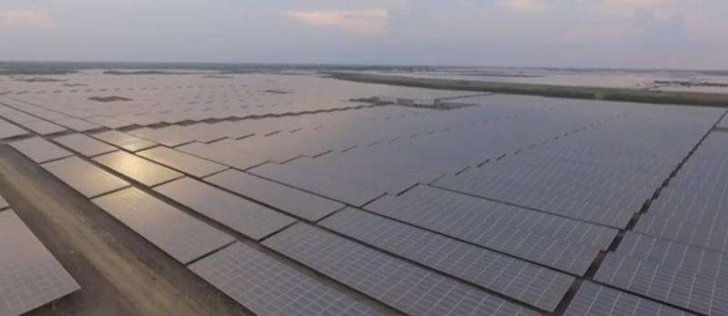 128c146482d570 Namibie  la centrale solaire de Trekkopje (5,78 MW) déjà opérationnelle