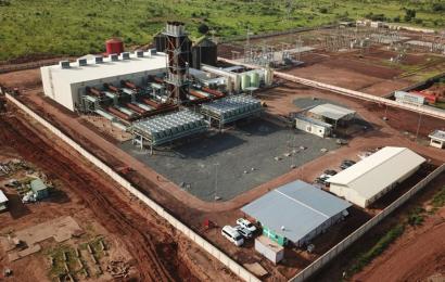 Mali: la centrale thermique de Kayes (90 MW) inaugurée