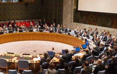 Libye/Pétrole: le Conseil de sécurité des Nations unies maintient les sanctions internationales jusqu'en février 2020