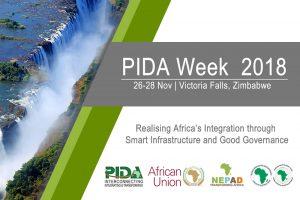 Semaine du PIDA 2018 (PIDA Week 2018) @ Elephant Hills Resort, Falls, Zimbabwe