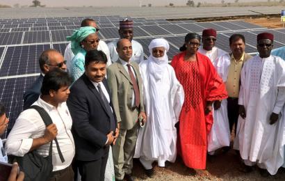 Niger/Solaire: «l'objectif est d'avoir plus de 100 mégawatts dans notre mix énergétique d'ici 2021» (DG Nigelec)