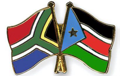 L'Afrique du Sud et le Soudan du Sud signent un accord-cadre de coopération dans le secteur pétrolier