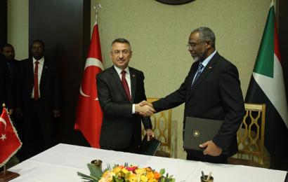 La Turquie et le Soudan signent des accords bilatéraux dans plusieurs domaines dont l'énergie