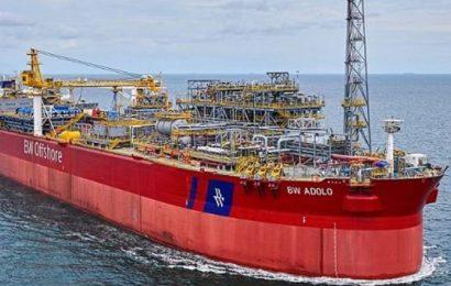 Gabon : 550 000 tonnes de pétrole brut déjà déchargées du FSPO BW Adolo, installé sur le champ Tortue