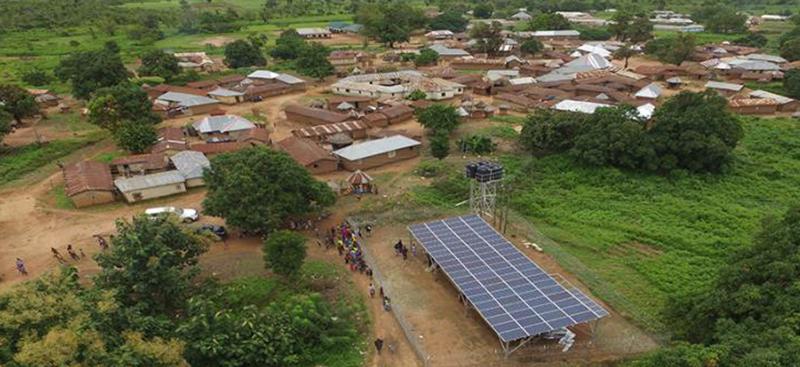Le nombre de mini-réseaux photovoltaïques installés en Asie et en Afrique pourrait passer de 2 700 en 2017 à 31 000 à l'horizon 2023 (étude)