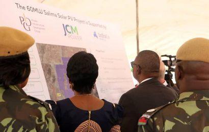 Malawi : coup d'envoi des travaux de construction de la centrale solaire de Salima (60 MW)