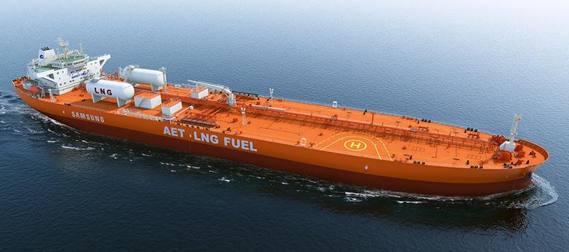 Le gaz naturel liquéfié est une «solution de transition» pour les navires (Isemar)