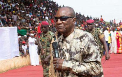 Guinée: le président de la République promet la livraison du barrage de Souapiti (450 MW) en 2019