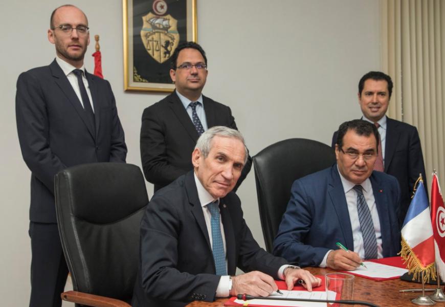 Tunisie: signature d'un accord de financement avec l'AFD pour le déploiement d'un «réseau électrique intelligent»