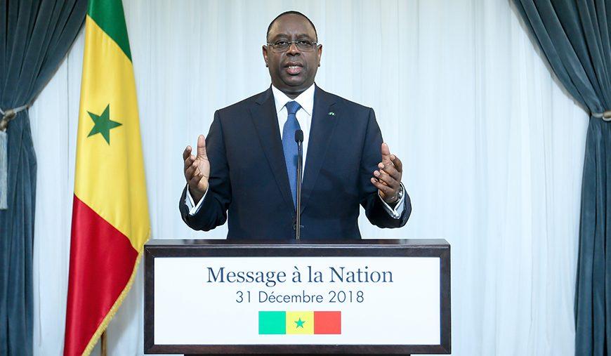 Production d'électricité: le Sénégal est passé de 500 mégawatts en 2012 à 1141 mégawatts en 2018 (Macky Sall)