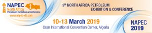 9th North Africa Petroleum Exhibition and Conference @ Centre de convention d'Oran, Algérie