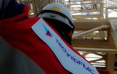 Nigeria: le développement du champ offshore Egina a permis à TechnipFMC de remporter plus d'un milliard de dollars de contrats