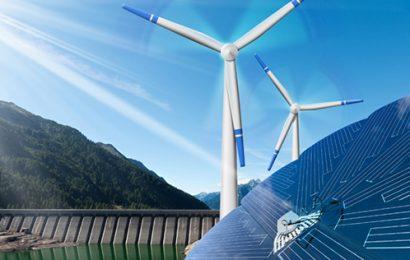 Les énergies renouvelables ont représenté 17,5% de la consommation finale d'énergie de l'UE en 2017 (Eurostat)