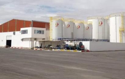 Algérie: la nouvelle usine de fabrication de lubrifiants de Sopremac mise en service