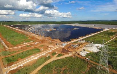 Zambie : la centrale solaire photovoltaïque de Bangweulu opérationnelle