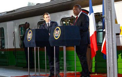 Des projets de centrales solaires pilotés par Voltalia et Total parmi les contrats de la visite d'Emmanuel Macron au Kenya