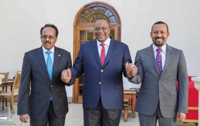 L'Ethiopie en médiateur pour un retour à la paix entre le Kenya et la Somalie autour de leur différend frontalier