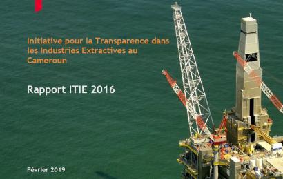 Cameroun : 92,72% des revenus du secteur extractif assurés par les sociétés d'exploration et de production des hydrocarbures en 2016