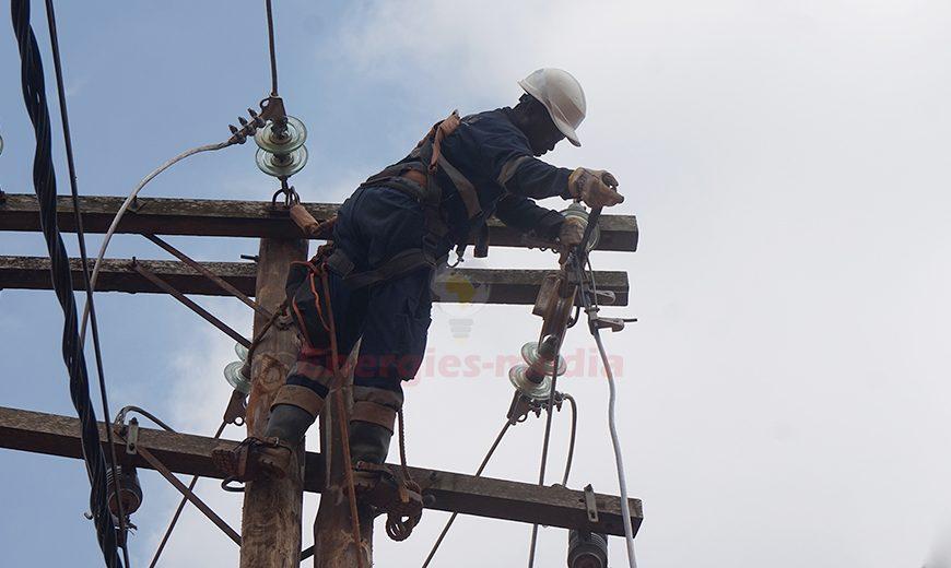Cameroun: le renforcement du réseau de distribution d'électricité a démarré