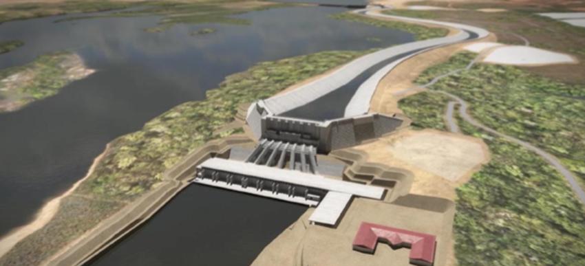 """Cameroun : le """"top départ contractuel"""" de la réalisation du projet hydroélectrique de Nachtigal a été donné le 1er février 2019 (NHPC)"""